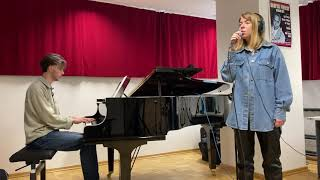 Until The Real Thing Comes Along - Yuliia Holub & Max Jansen