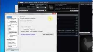 Descargar Winamp Pro 5.7
