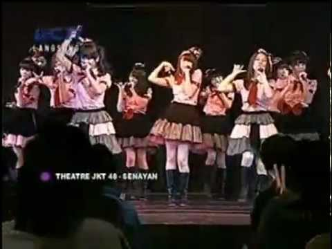 JKT 48 - Namida Surprise Live in Theatre JKT48 @RCTI