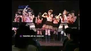 JKT 48 - Namida Surprise Live in Theatre JKT48 @RCTI