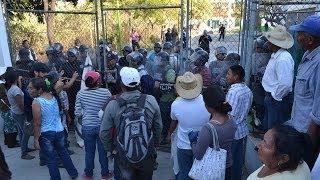 Estalla Zacualpan: habitantes paralizan bombas de agua y gobierno ordena desalojo