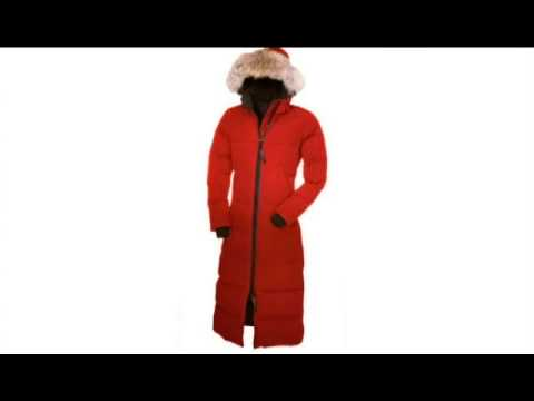 Canada Goose langford parka outlet discounts - Cheap Canada Goose Mystique Parka Jacket Sale Discount - YouTube