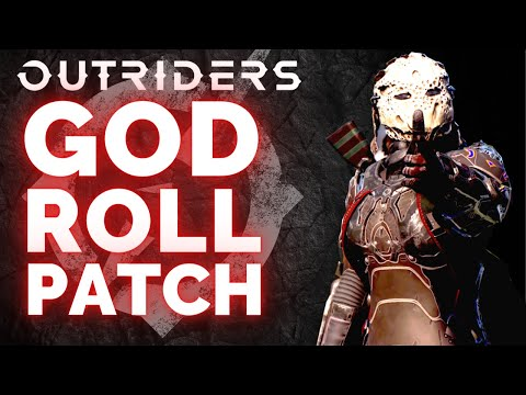 GOD ROLL PATCH