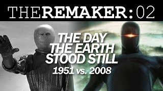 The Remaker - Episode 02: The Day The Earth Stood Still 1951 vs. 2008