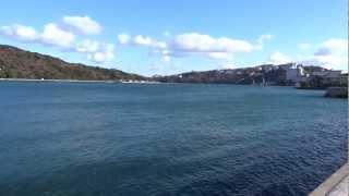 【温泉】近鉄・鳥羽駅 展望台から海が見えることで有名。