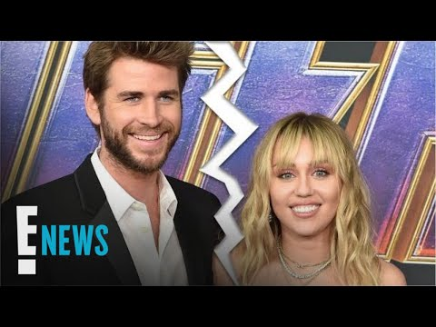 The Mayor Pete Kennedy - Miley Cyrus and Liam Hemsworth split.  Honeymoon doesn't last a year.