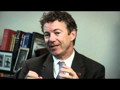 The Tea Party Goes to Washington: Rand Paul on the intellectual bankruptcy of both major parties