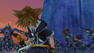 """What am I supposed to do if I can't use the Keyblade?"""