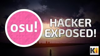 Repeat youtube video osu! hackers are fun to watch - Hacker Exposed!