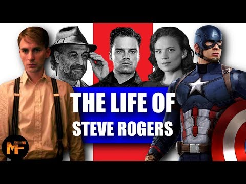 The Life of Steve Rogers: A Tribute to Captain America (MCU Recap/Explained)