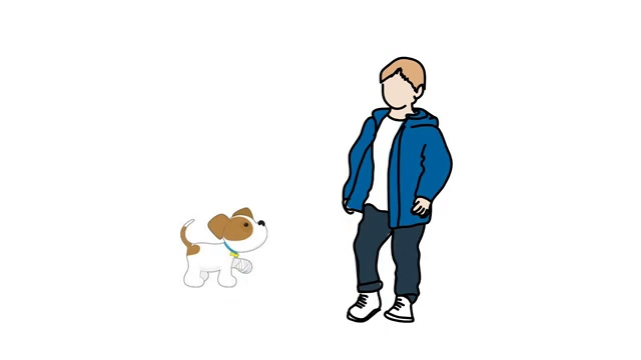 Image result for limp boy and puppy