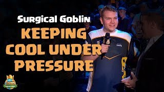 Surgical Goblin's Tips for Keeping Cool Under Pressure - CCGS World Finals Interview