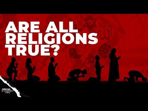 Are All Religions True?
