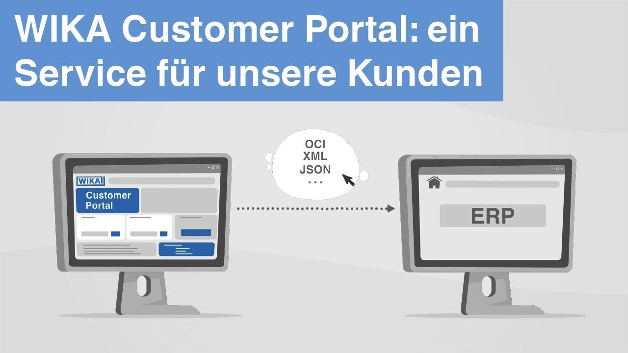 WIKA Customer Portal | Ein Service für unsere Kunden