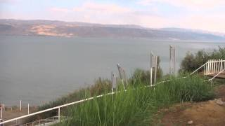 Listen to the silence of the Dead Sea, the lowest place on earth. Israel 2015
