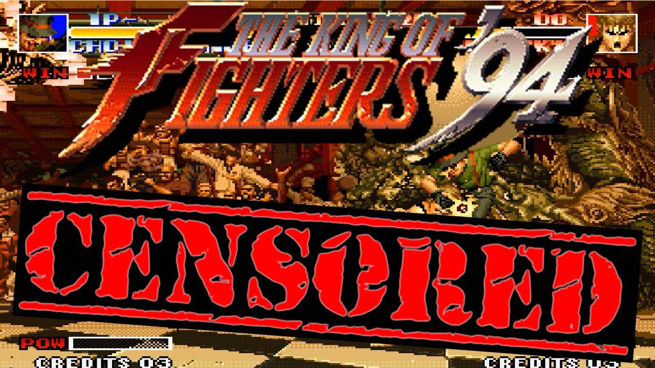 videogame censorship