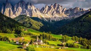Природа Италии. Горы и пейзажи