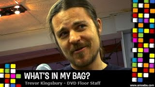 Trevor - What's In My Bag?