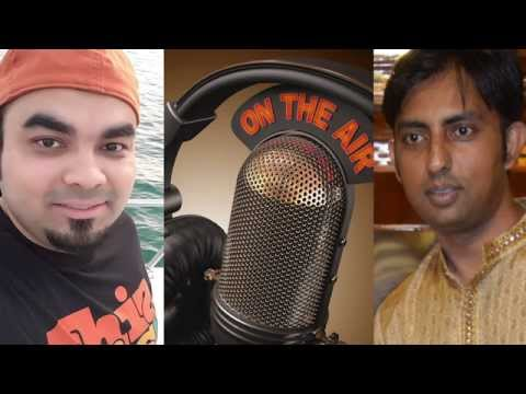 Radio Kuwait Bangla - Interviewing Shakeel and Tanzin