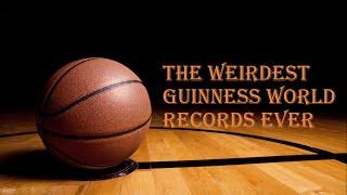 THE WEIRDEST GUINNESS WORLD RECORDS EVER