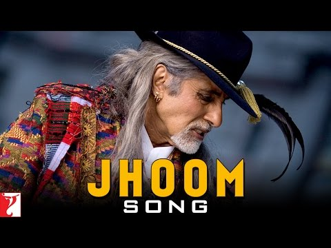 Jhoom Song (with Opening Credits) | Jhoom Barabar Jhoom | Amitabh Bachchan