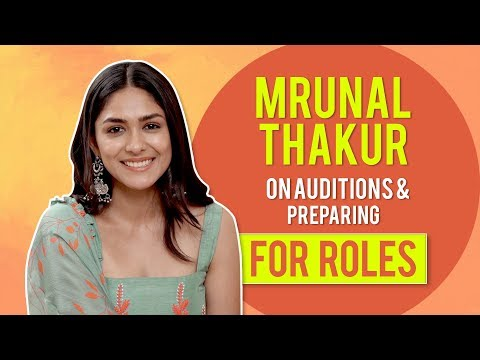 Mrunal Thakur On Auditions And Preparing For Roles | Super 30 | Love Sonia | CineBlitz