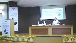 Vimarsha on State of the Economy: India and the World by Shri S Gurumurthy, Chairman, VIF (Q & A)