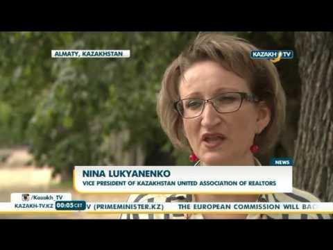 Experts on stabilization of Kazakhstan's real estate market - Kazakh TV