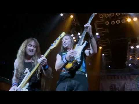 Iron Maiden - Aces High (Bandra Kurla Complex/Mumbai, India. February 1, 2008)