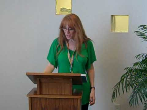 Surrender To God, And Discover His Great Love For You - Barbara (UMC Chapel) - Pt I