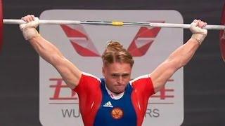 2011 World Weightlifting Championships, Women 69 kg \ Тяжелая Атлетика. Чемпионат Мира
