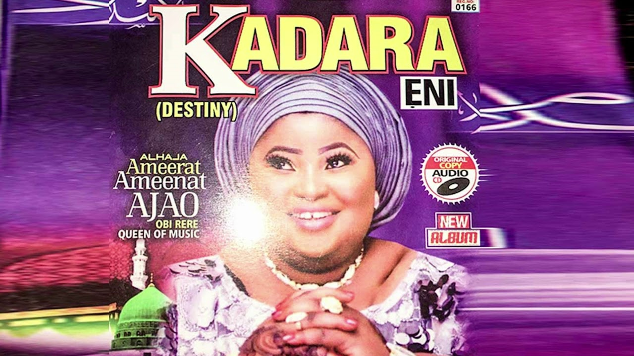Download Ameerat Ameenat Ajao - Kadara Eni - Latest Islamic song 2020