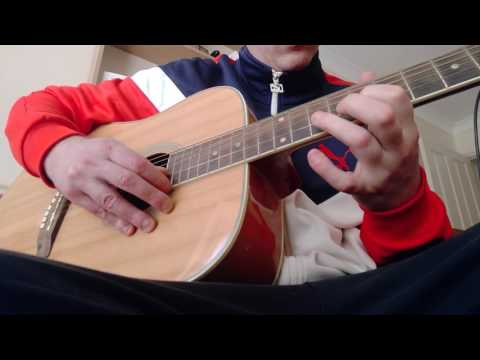 Bodger and Badger Theme Guitar (sort of, sorry)!