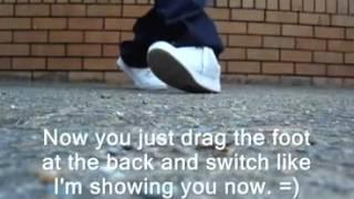Уроки C-Walk 1.8-Heel Toe