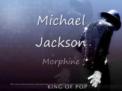 Michael Jackson - Morphine (Lyrics)