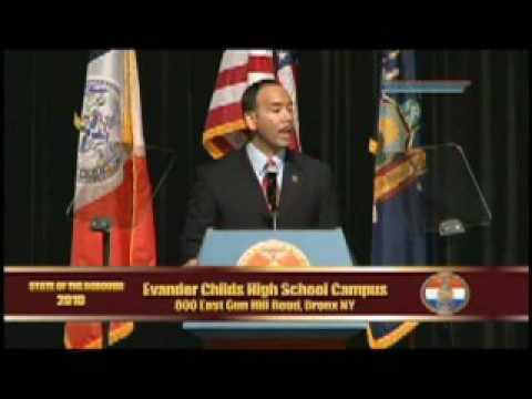 State of the Borough 2010 | Bronx Borough President Ruben Diaz Jr.