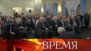 20-й, юбилейный Всемирный конгресс русской прессы открылся в Нью-Йорке.