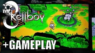 Skellboy for Nintendo Switch | Developer Interview + NEW Gameplay