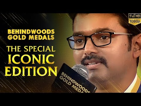 Behindwoods 15 Years Journey & Behindwoods Gold Medals