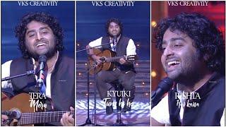 Tum hi ho full screen whatsapp status | Arijit Singh live performance whatsapp status | Aashiqui vks