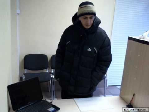 Попытка украсть ноутбук в Сервисном Центре. Ангарск.
