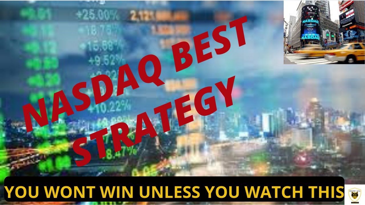 HOW TO TRADE NAS100 | NASDAQ WITHOUT FAILING | Master Nas100 for Beginners | STARTERS