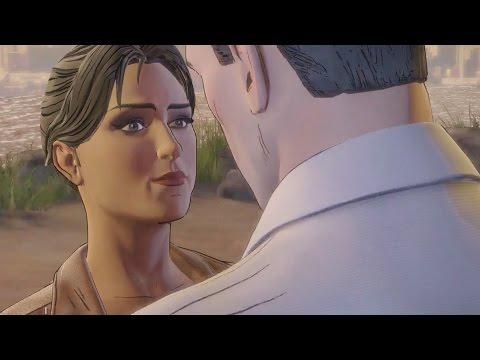 Batman Telltale Episode 5 Tell Selena You Love Her & Reject Her