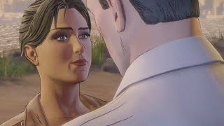 Batman Telltale Episode 5 Tell Selena You Love Her & Reject Her