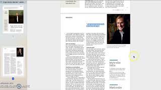 Dansk som andetsprog G : Analyse af baggrundsartikel