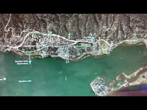 Where To: Bass Fishing From Shore Big Bear Lake,CA 2019
