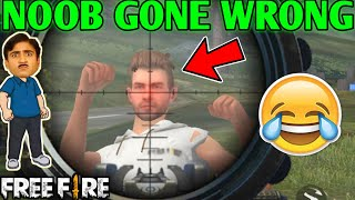 Free Fire Best Funny Moments Ever 😂😂😂 |HINDI| #Part 36 JORAWAR GAMING