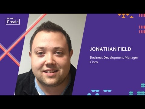Add Voice and Video Calling to Your App in 3 Lines of Code – Jonathan Field (DevNet Create 2017)