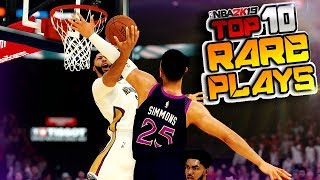 NBA 2K19 TOP 10 RARE PLAYS Of The Week #47 Highlights & Crazy Moments
