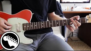 The White Stripes - Death Letter - Electric Guitar Lesson (Originally Played By Son House)